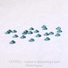 2028/2058 Стразы Сваровски холодной фиксации Aquamarine ss12 (3,0-3,2 мм), 12 штук ()