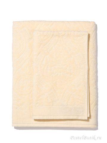 Набор полотенец 2 шт Roberto Cavalli Damasco слоновой кости