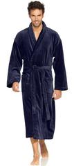 Элитный халат махрово-велюровый Feeling winternight от Vossen