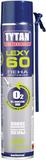 Пена монтажная всесезонная Tytan Professional Lexy 60 750мл (12шт/кор)