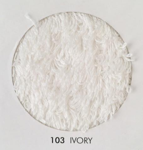 Элитный коврик для унитаза Must 103 Ivory от Abyss & Habidecor