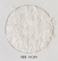 Коврик для унитаза 60х60 Abyss & Habidecor Must 103 Ivory