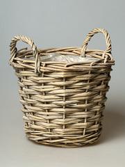 Плетеное кашпо 169401 L