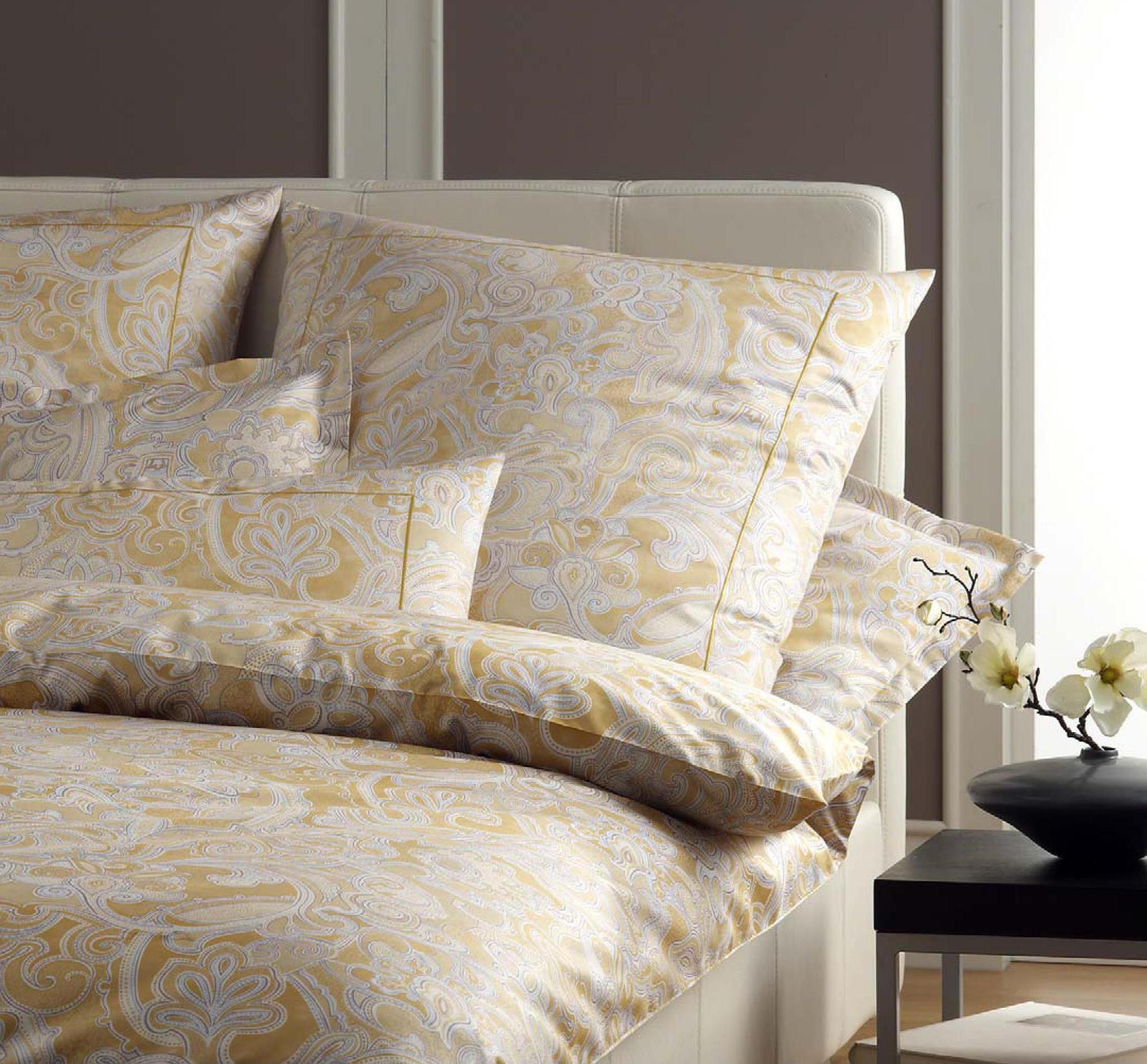 Наволочки для сна Наволочка 50x70 Elegante Isfahan золотая elitnaya-navolochka-isfahan-zolotaya-ot-elegante-germaniya.jpg