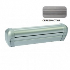 Маркиза настенная с мех.приводом DOMETIC Premium DA2035, цв.корп.-серебро, ткани-серебро, Ш=3,55м