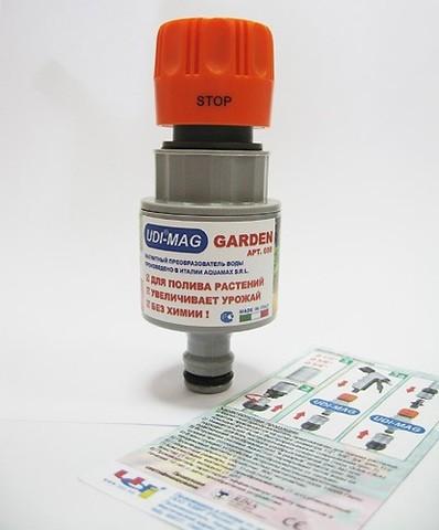 Магнитный преобразователь воды UDI - GARDEN 050 (Италия)