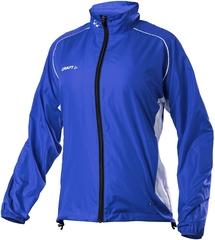 Женская куртка Craft Track and Field Wind синяя (193212-2335)