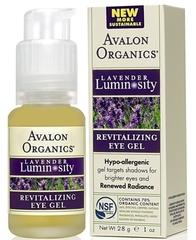 Восстанавливающий гель для кожи вокруг глаз, Avalon Organics