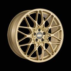 Диск колесный BBS RX-R 8.5x19 5x112 ET45 CB82.0 satin gold
