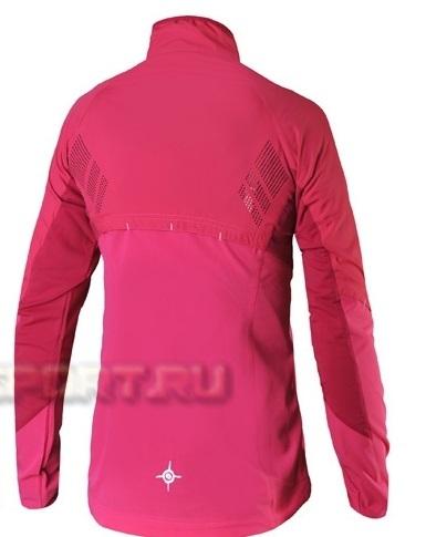 Женская куртка Noname Pro Running (A006099) розовая