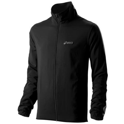 Ветровка Asics Woven Track Jacket мужская черная