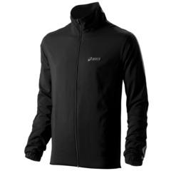 Мужская ветровка Asics Woven Track Jacket черная  (113154 0904)
