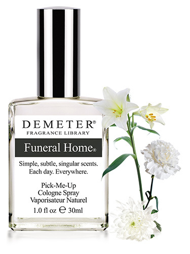 Духи «Похоронное бюро» от Demeter