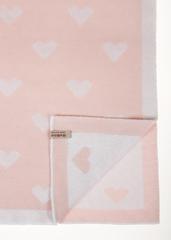 Элитный плед детский Imperio 243 розовый от Luxberry