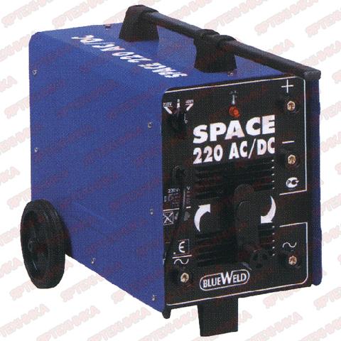 Сварочный аппарат BlueWeld Space 220 AC/DC