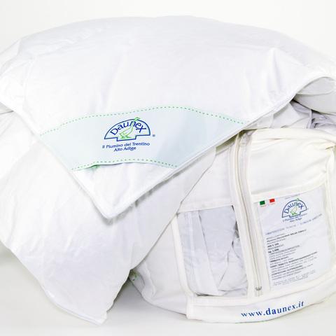 Элитное одеяло пуховое 220х240 Tirolo от Daunex