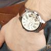 Купить Наручные часы скелетоны Fossil ME1144 по доступной цене