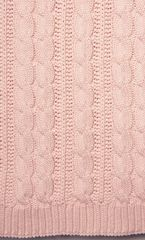 Элитный плед детский Imperio 36 розовый от Luxberry