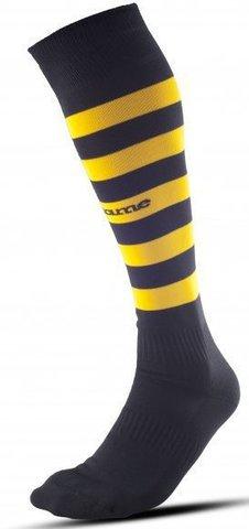 Гетры для ориентирования Noname O-socks 13 strip желтый