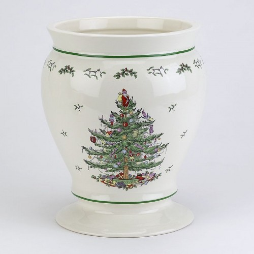 Ведро для мусора Spode Christmas Tree от Avanti