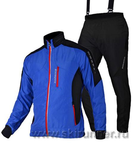 Лыжный костюм Noname Active 15 Blue унисекс