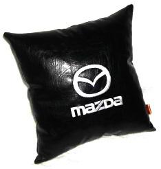 Подушка кожаная MAZDA