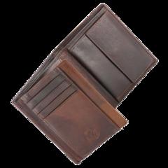 Портмоне WENGER Rautispitz, цвет коричневый, 10*2,5*12,5 см (W7-01BROWN)