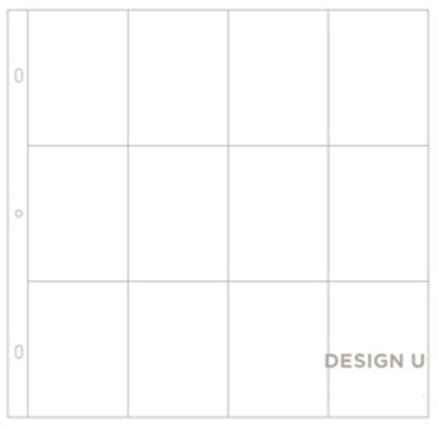 Фотофайлы Project Life-Дизайн U-штучно