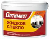 ОПТИМИСТ К507 Стекло жидкое натриевое (3кг)