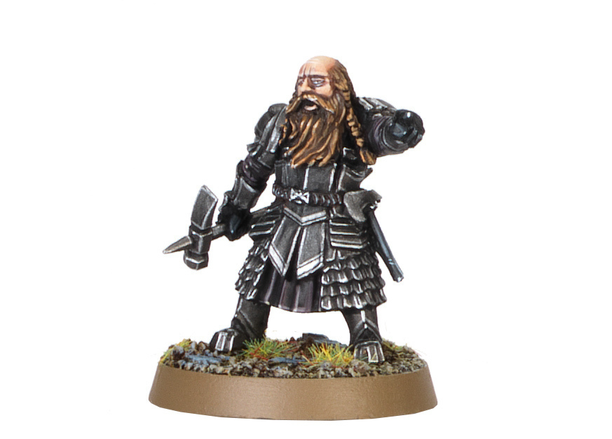 Grim Hammers Captain