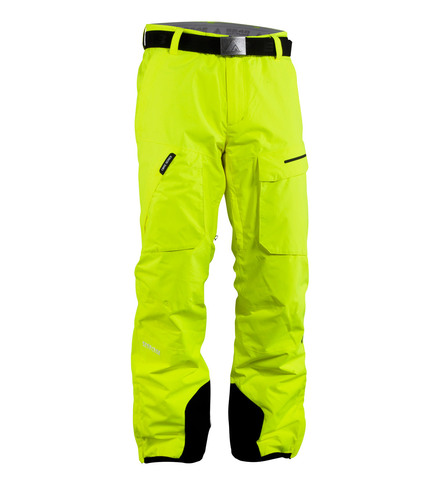 Брюки 8848 Altitude Link Neon Yellow мужские