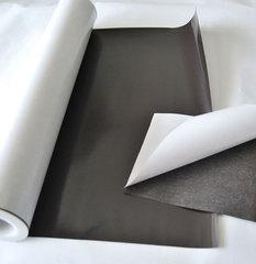 Магнитомягкое железо без клея, лист 1 метр