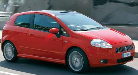 Гарант Консул 12002.R для FIAT GRANDE PUNTO /2005-2012/ М5 R-назад