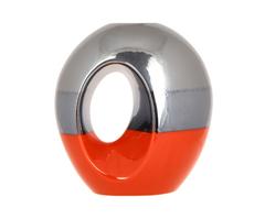 Элитная ваза декоративная Top Red большая от Sporvil