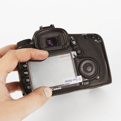 Защитные стекла GGS для фотоаппаратов (Canon 5D Mark III)