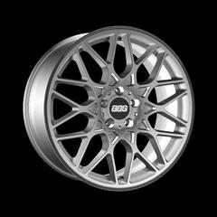 Диск колесный BBS RX-R 9.5x20 5x112 ET40 CB82.0 brilliant silver
