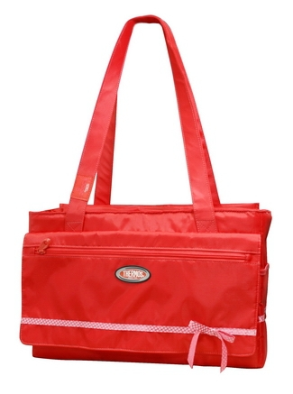 Сумка-холодильник (термосумка) Foogo Large Diaper Fashion Bag (красная)