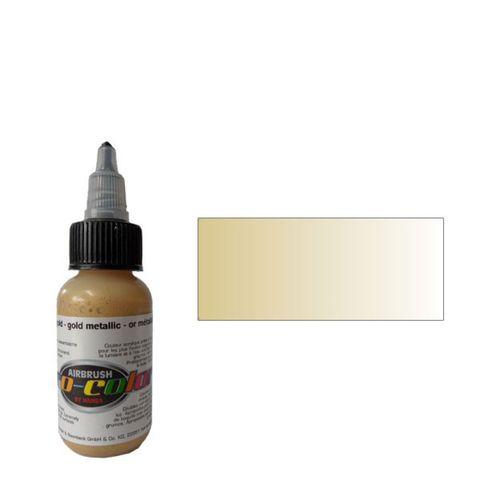 63061 Краска для аэрографии Pro-Color Gold Metallic (ЗОЛОТО) 30мл. металлик