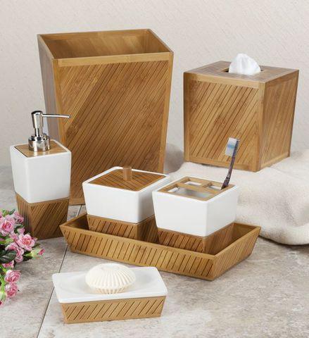 Салфетница Spa Bamboo от Creative Bath