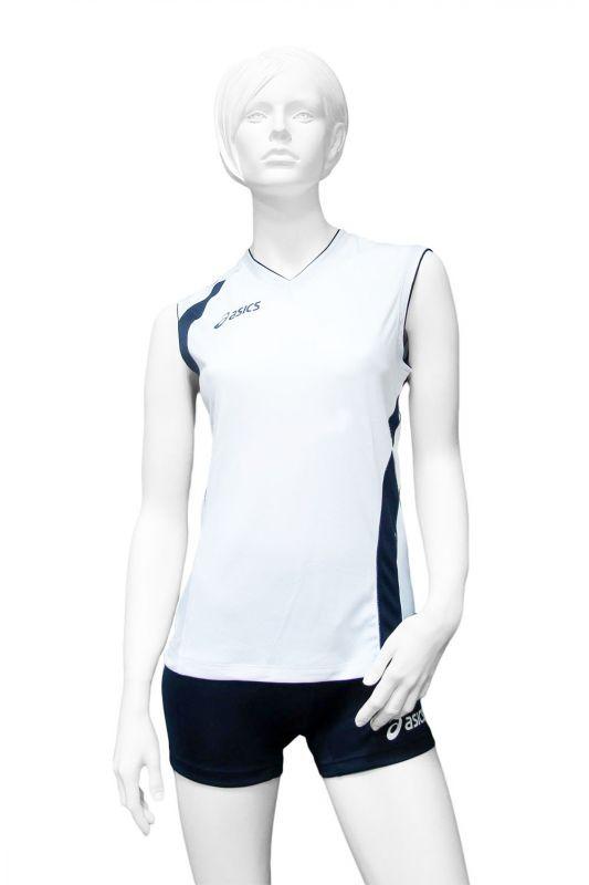 Женская форма для волейбола Asics Set Fly Lady White (T226Z1 0150) фото