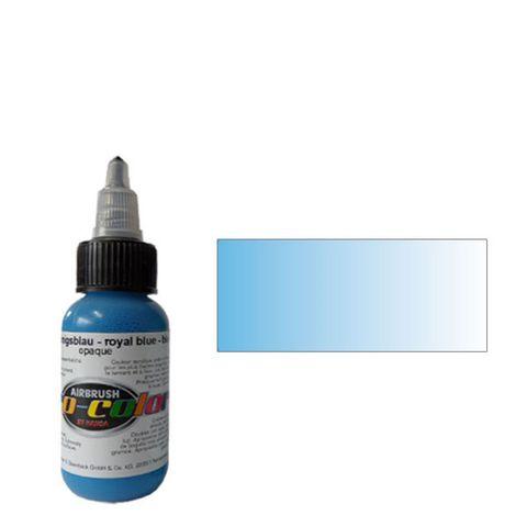 60009 Краска для аэрографии Pro-Color Royal Blue (КОРОЛЕВСКИЙ ГОЛУБОЙ) 30мл. укрывистый