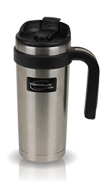 Термокружка Thermos Navy Travel Mug (0,47 литра) стальная