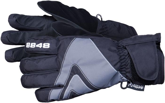 Перчатки 8848 Altitude Hawk мужские Black