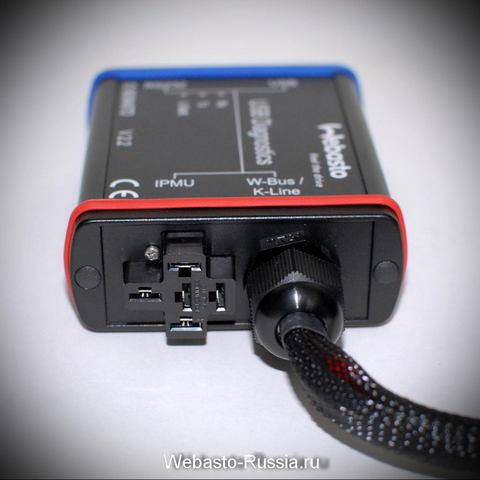 Адаптер диагностический Webasto USB Diagnostics 5