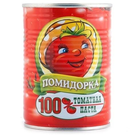 "Томатная паста ""Помидорка"" 380мл"