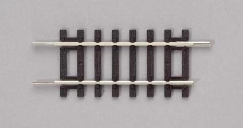 PIKO 55207 Рельс-переходник GUE62-H, 62 мм, 2 шт, НО