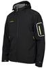 Лыжная утепленная куртка Mormaii Black мужская