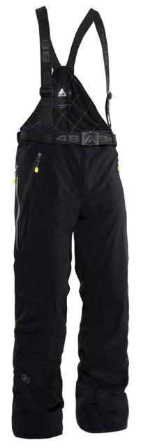 Мужские брюки 8848 Altitude VENTURE BLACK (793308)