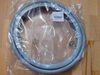 Манжета люка (уплотнитель двери) для стиральной машины Indesit (Индезит) / Ariston (Аристон) 145390 ОРИГИНАЛ, см. 095328