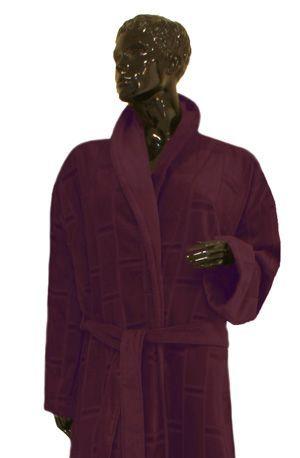 Халаты Элитный халат махрово-велюровый Paxton berry от Vossen elitniy-halat-mahroviy-paxton-398-ot-vossen-big.jpg